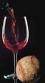 Baseball-And-Wine-Glass