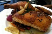 Provencal Roasted Chicken